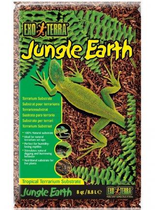Exoterra Jungle earth substrato naturale