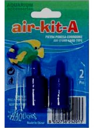 Kit aria A-Pietra porosa grana media pz 2