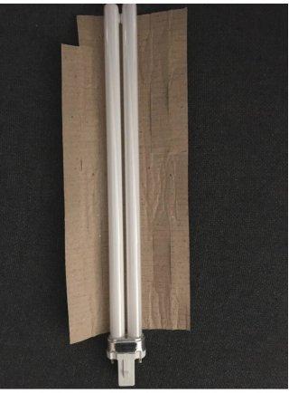 Aquarialand Lampada Hight Performance per acquari g23 18w