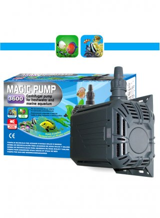 MAGIC PUMP  4800  - 220V 50HZ EURO PLUG