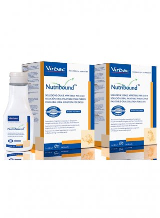 NUTRIBOUND GATTO 3 x 150 ml