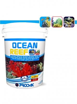 Prodac Ocean Fish Reef Sale marino per acquario 200 lt in buste