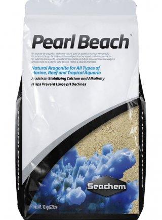 Seachem Pearl Beach 10 kg substrato per acquario
