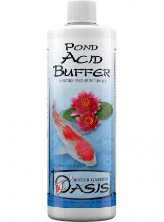 Seachem Pond Acid Buffer 500 mL abbassa pH acquario