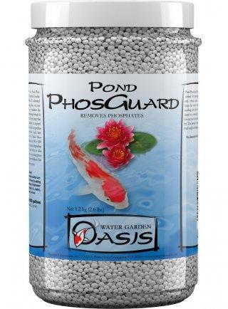 Seachem Pond PhosGuard rimuove silicati e fosfati 1 Litro