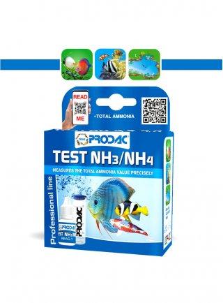 Prodac Prodactest test per controllo livelli ammoniaca in acquario