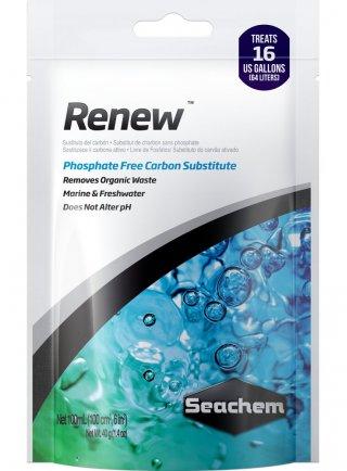 Seachem Renew Sostituisce il Carbone Attivo negli Acquari di Barriera