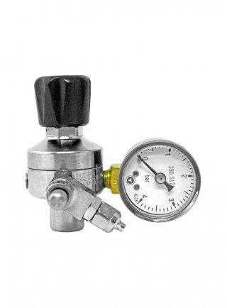 Prodac Ricambio manometro con riduttore di pressione