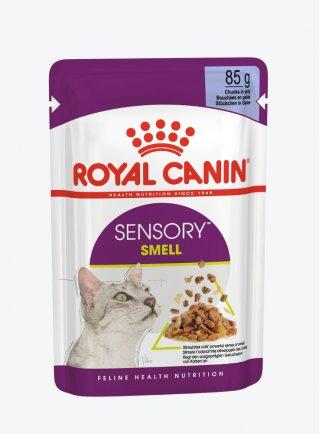 Royal Canin gatto SENSORY SMELL 12X85G