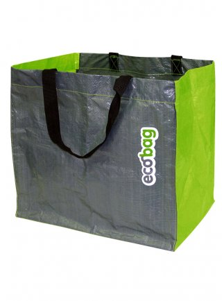 "Sacco ""Ecobag"" cm 48x35xh45 capacità 75 litri"