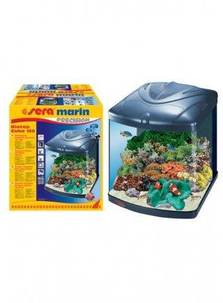 SERA BIOTOP BIOCUBE MARIN 130lt + starter kit