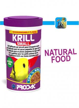 Prodac Small Krill Alimento per pesci semplice naturale