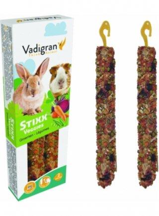 Stick veggies 2stick 115gr cavie e conigli scad. 04/21