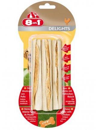 Snack Delight STICK Dental Care (3pz) 8in1 pollo