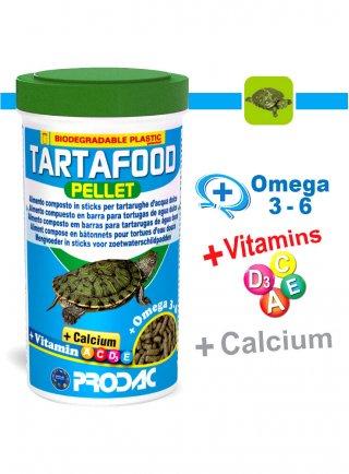 Prodac Tartafood Mangime per tartarughe d acqua Pellet