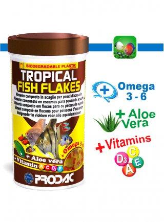 TROPICAL FISH FLAKES 1200 ml