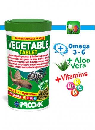 VEGETABLE TABLET  250 ml
