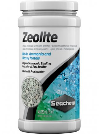 Seachem Zeolite per acquario marino e dolce
