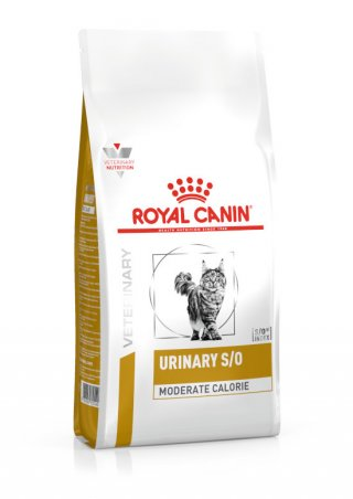 Urinary S/O Moderate Calorie gatto Royal Canin
