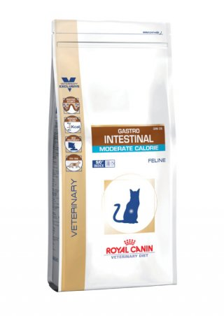 Gastro intestinal Moderate Calorie gatto Royal Canin