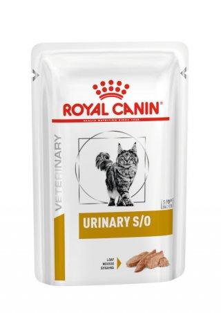 Urinary S/O buste umido gatto Royal Canin
