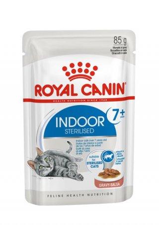 Royal canin buste indoor gelatina 12x85 Gr