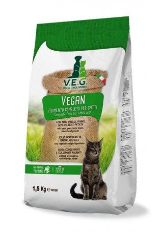 Marpet  vegan cat crocchete vegane