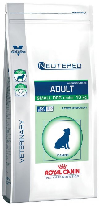 Neutered Adult Small cane Royal Canin