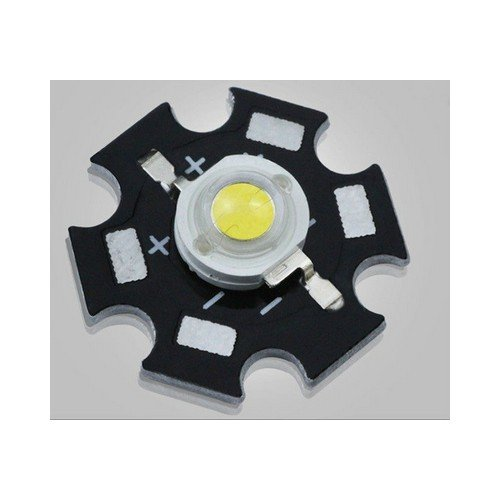 Chip led 3w 4v 10000k Bianco