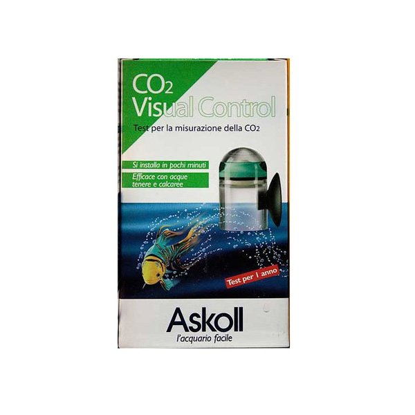 CO2 VISUAL CONTROL ASKOLL