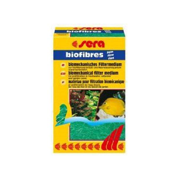 Sera biofibra confezione 2 litri filtrante per grandi for Sera acquari