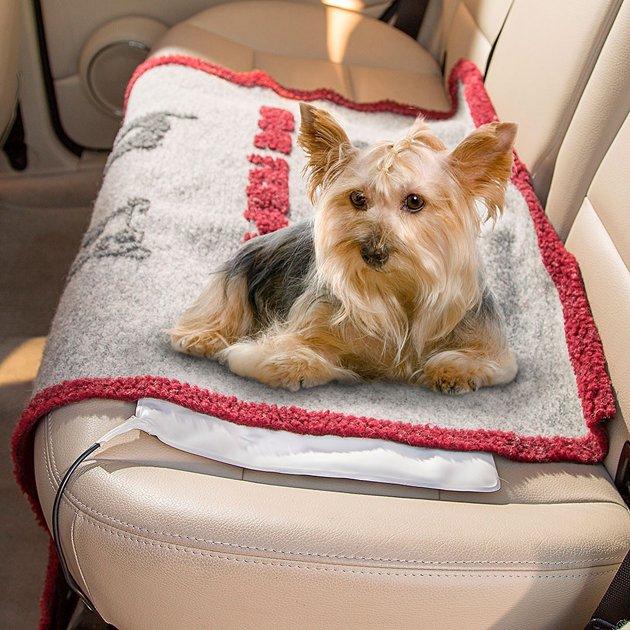Tappetino riscaldante per auto per cani e gatti pet - Tappetino riscaldante per cani ...