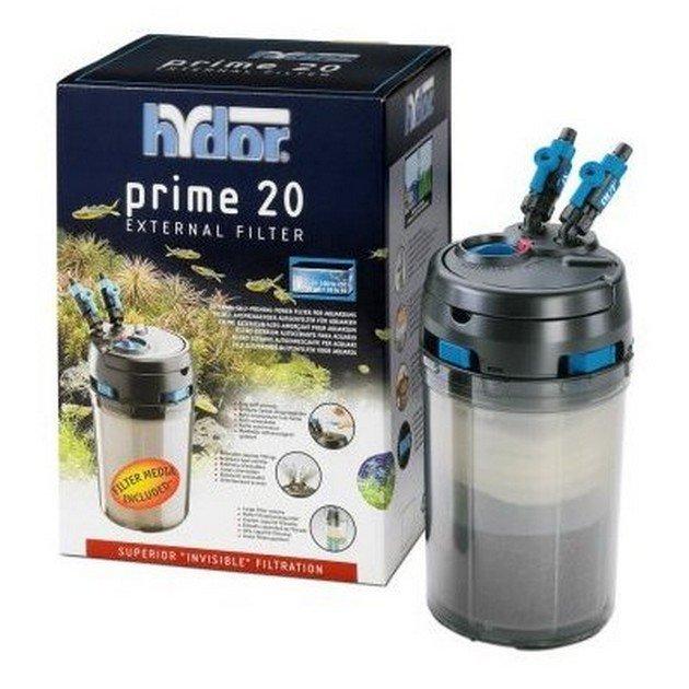 filtro esterno prime 20 hydor fino a 250lt hydor