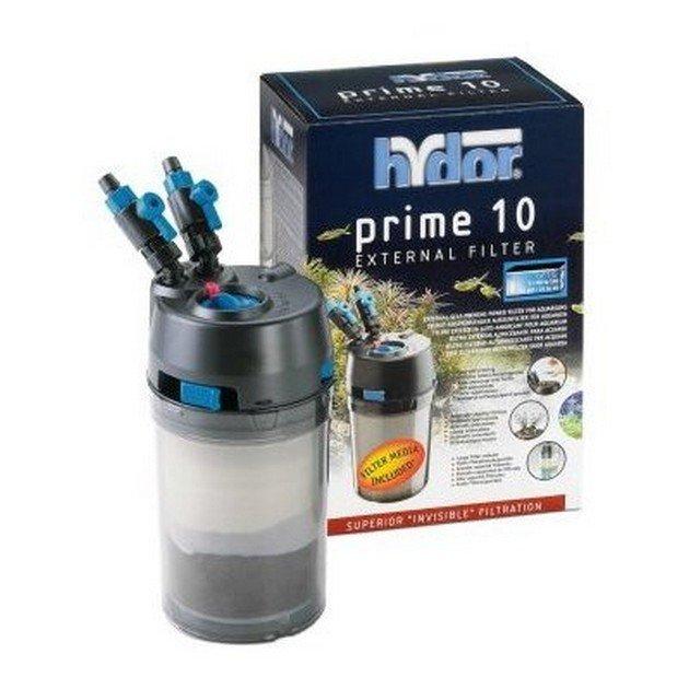 Filtro esterno prime 10 hydor fino a 150lt hydor for Filtro x acquario