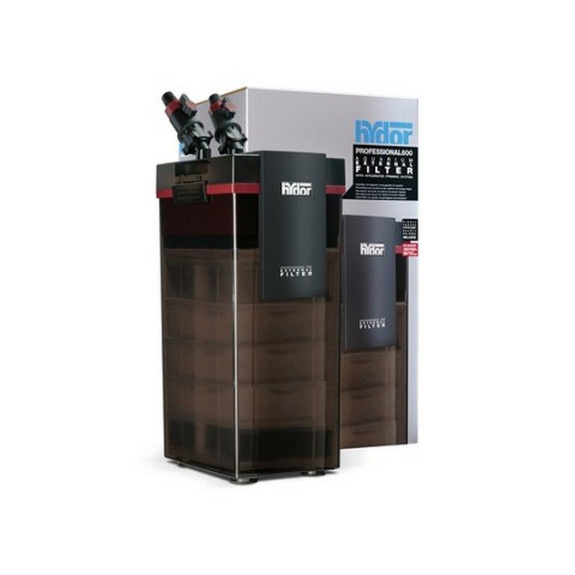 filtro esterno per acquario hydor