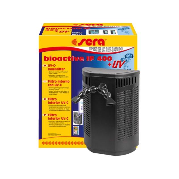 Sera filtro interno bioactive if 400 uv per acquari fino for Sera acquari