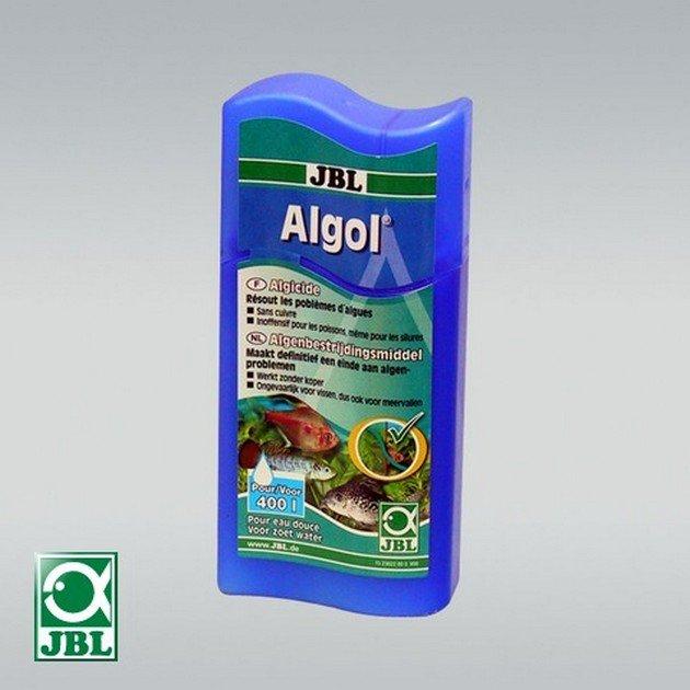 Prodotto antialghe per acquario algol jbl jbl for Alghe filamentose nel laghetto
