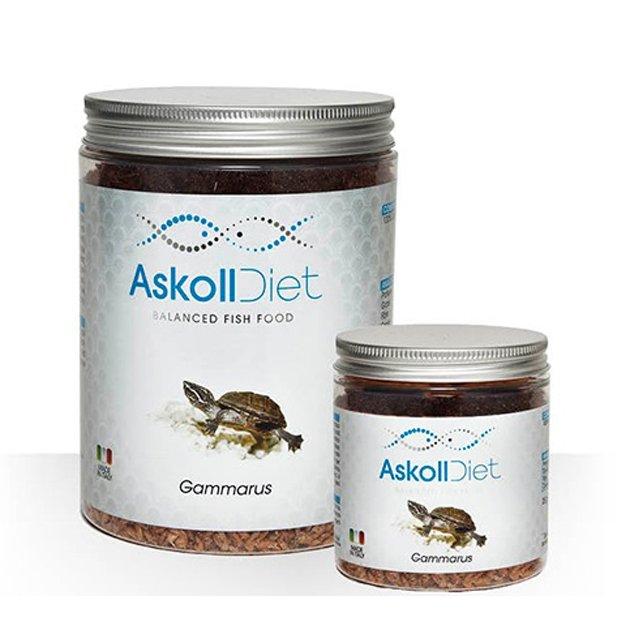 Askoll diet mangime per tartarughe acquatiche gammarus askoll for Mangime tartarughe acqua