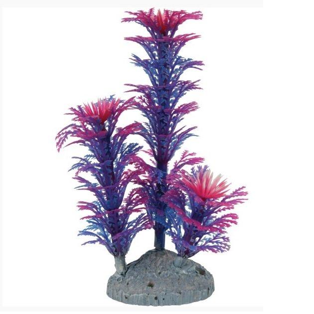 Decorazione per acquari pianta finta plant color zolux for Piante finte per acquario