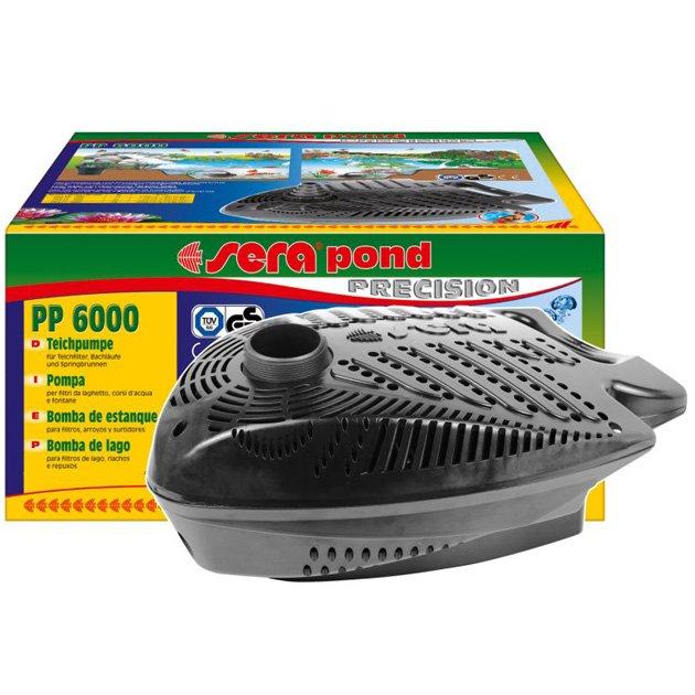 Pompa laghetto per cascate e filtri esterni serie pp 3000 for Pompe per laghetti esterni
