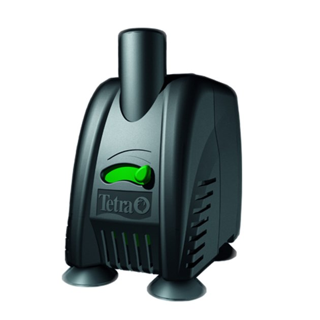 Tetra pompa per acquario water pump regolabile tetra for Pompa per pulizia acquario