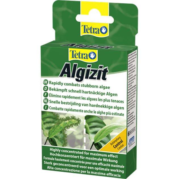 Tetraaqua algizit 10tb antialghe per acquario tetra for Antialghe per acquario