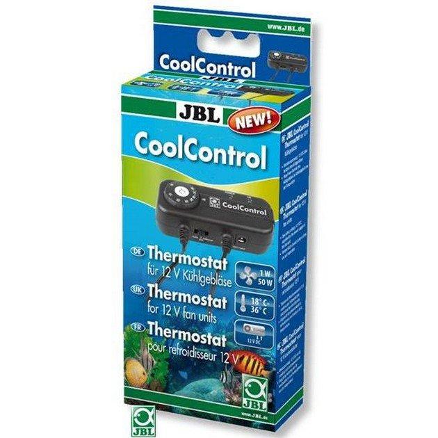 Termostato per ventole acquario sensore inverso jbl for Temperatura acquario