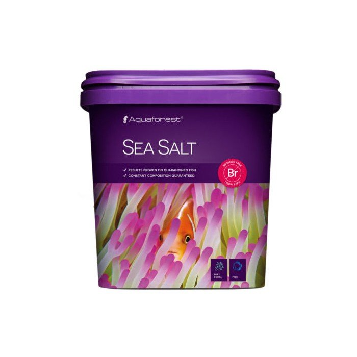 Aquaforest Sea Salt sale marino