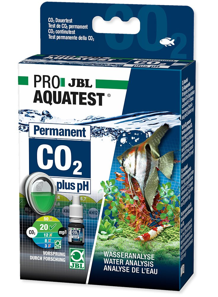 JBL Proaqua test Permanent CO2/pH
