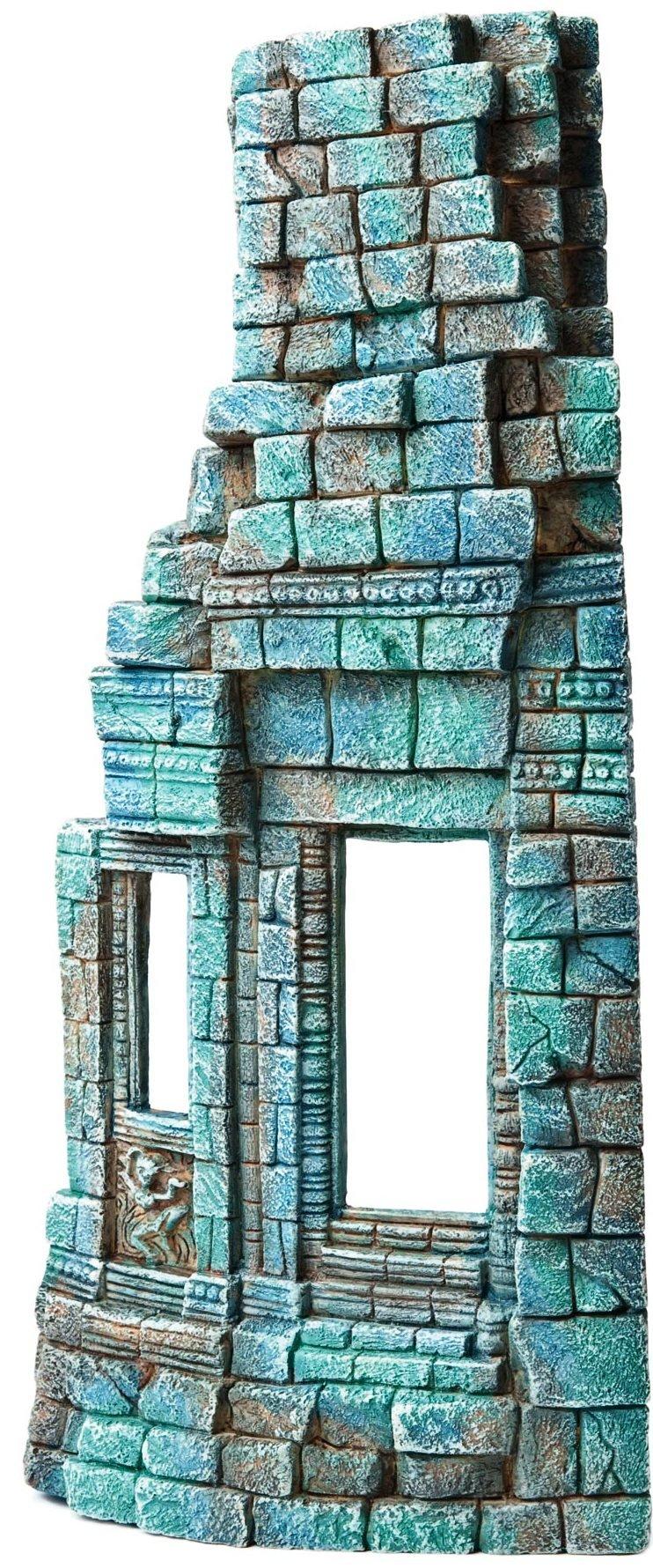 Hydor h2show decorazione acquario de tempio poseidone hydor for Acquario angolare