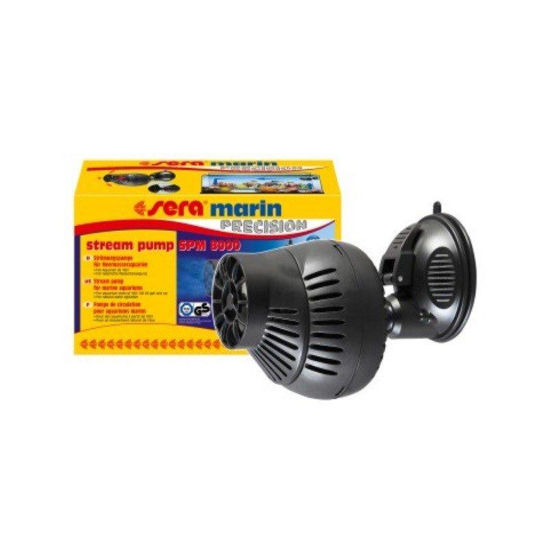 Pompa di movimento sera spm 8000 l h sera for Pompa x acquario