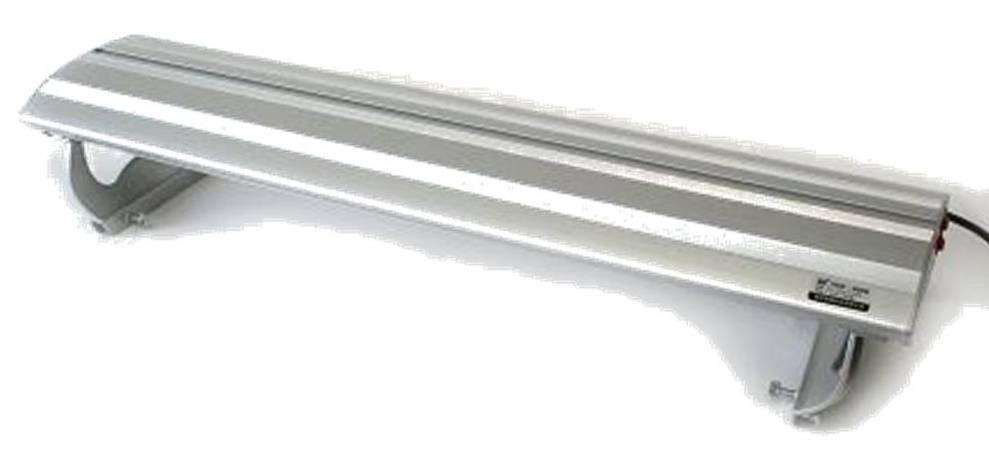 Plafoniera htl 420 2x8w t5 alluminio sunsun for Accessori per acquari